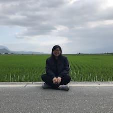 懿庭 User Profile