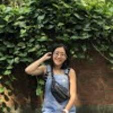 若盈 felhasználói profilja