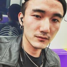 Profil utilisateur de JianHao