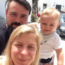 Profilo utente di Alina & Paulo & Nuno