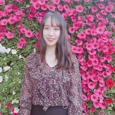 Perfil do utilizador de 수진