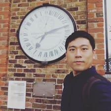 Användarprofil för Sam Yue-Hsuan