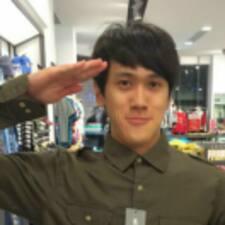 Jun Hong felhasználói profilja