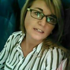 Nuria felhasználói profilja