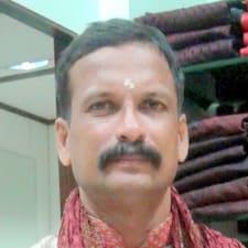 Profil korisnika Rajesh