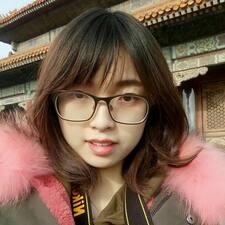 Perfil do usuário de Jing