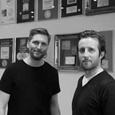 Simon & Ian - Uživatelský profil