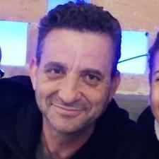 Raúl felhasználói profilja