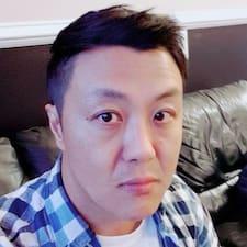 Profil utilisateur de 장필