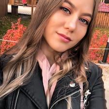 Арина User Profile