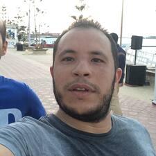 Ebrahim felhasználói profilja