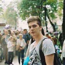 Nutzerprofil von Nikolay