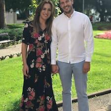 Profil Pengguna Nikola & Lucija