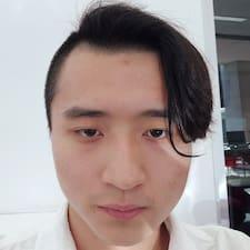 Weisheng felhasználói profilja