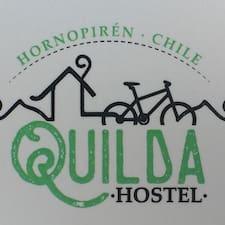 Quilda的用戶個人資料