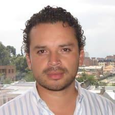 Carlos Andrés felhasználói profilja