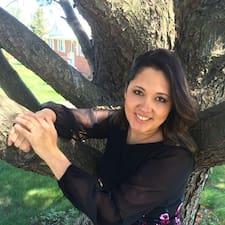 Aliya felhasználói profilja
