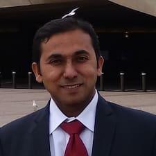 Chandra felhasználói profilja