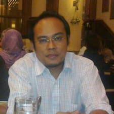 Profil utilisateur de Mohd Halmi