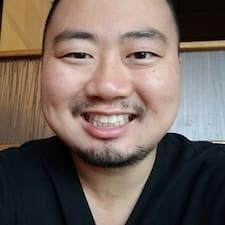 Kenta - Uživatelský profil