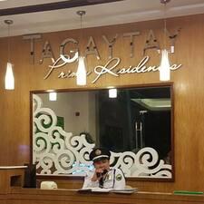 Tagaytay的用戶個人資料