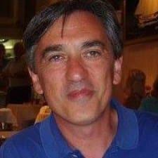 Gebruikersprofiel Gian Carlo