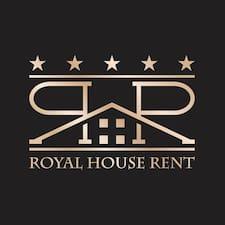 RoyalHouse Brukerprofil