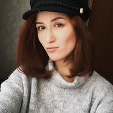 Valeriia Brukerprofil