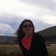 Maria Asuncion felhasználói profilja
