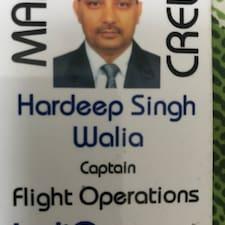 Perfil de usuario de Hardeep Singh