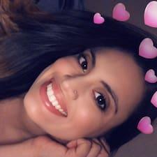 Lourdes felhasználói profilja