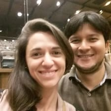 Nutzerprofil von Priscila & Marcelo