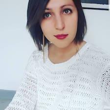 Priscillia Brukerprofil