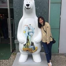 Gebruikersprofiel Yinglin