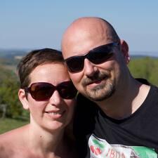 Delphine & Eddy - Profil Użytkownika
