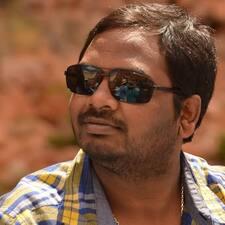 Saran Kumar - Uživatelský profil