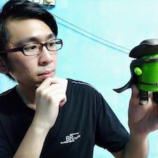 Wei Jie felhasználói profilja