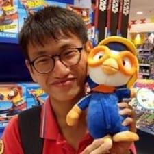 Profil utilisateur de Jia Wei