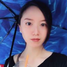 Henkilön Xin käyttäjäprofiili
