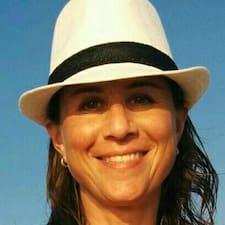 Sima felhasználói profilja