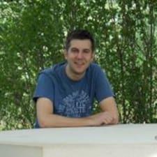 Profil utilisateur de Gergő