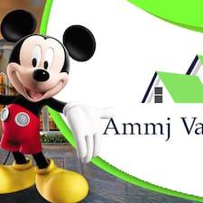 Ammj的用戶個人資料