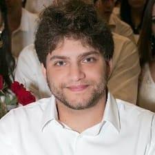 Alberto Frederico felhasználói profilja