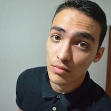 Henkilön Andrés Felipe käyttäjäprofiili