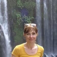 Florence - Uživatelský profil