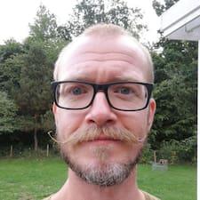 Användarprofil för Rasmus