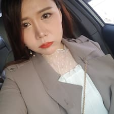 Användarprofil för Kyewon