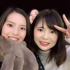 清水 felhasználói profilja