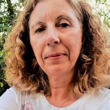 Henkilön Sylvie käyttäjäprofiili