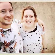 Profil Pengguna Ruben & Kiki